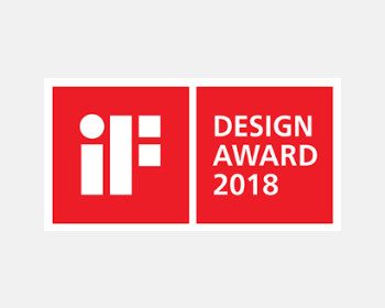 iF Design Award 2018 dla serii Pastel